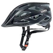 UVEX Fahrradhelm der auch jeden Waveboardfahrer schützen würde - viele Extras