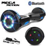 Produktbild - das Mega Motion Hoverboard