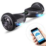 Produktbild - das Bluewheel Hoverboard - steuerbar mit einer App